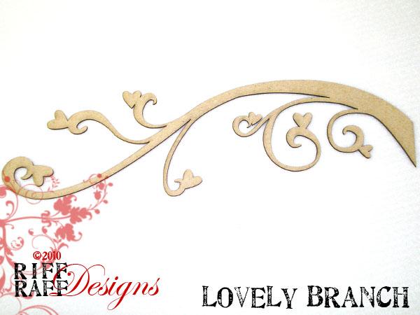 Lovely branch